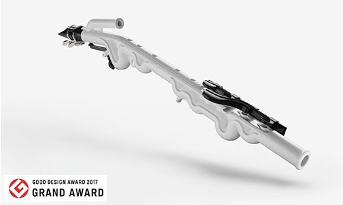 Good Design Grand Award Casual Wind Instrument Venova