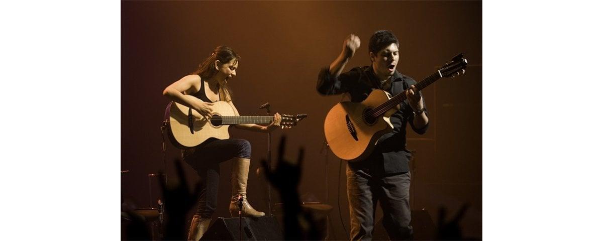 Rodrigo y gabriela sind sie
