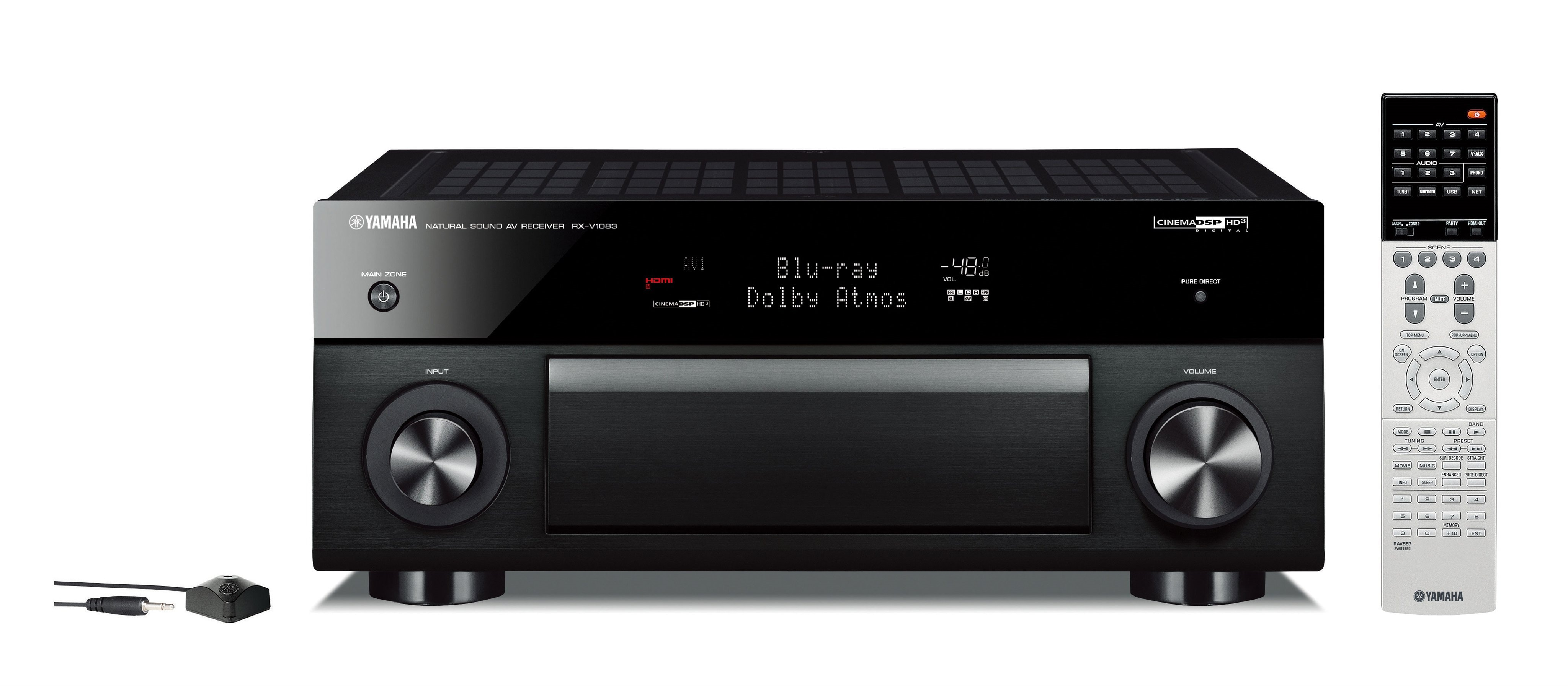 RX-V1083 - Overview - AV Receivers - Audio & Visual