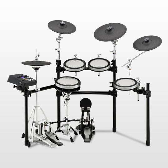 DTX700 Series - Downloads - Electronic Drum Kits - Electronic Drums