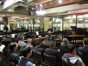 Yamaha Piano Tech Tour 2012 Yamaha Canada English
