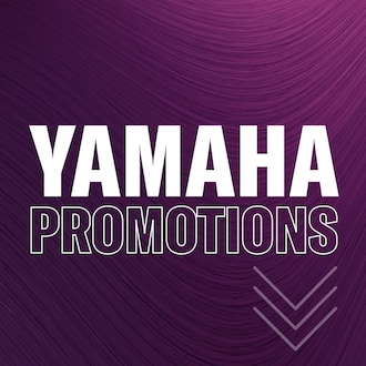Yamaha promotions