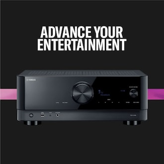 New Yamaha RX-V4A and RX-V6A Receivers