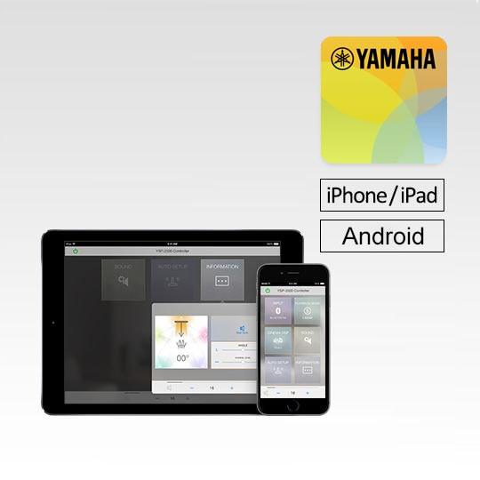 Yamaha Ats Control App