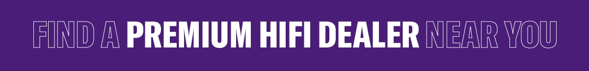 HiFi components banner