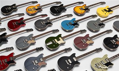 "Best of the Best:""REVSTAR"" Electric Guitars"