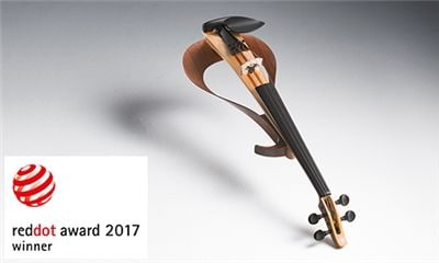 "Outline of the ""YEV"" Electric Violin"