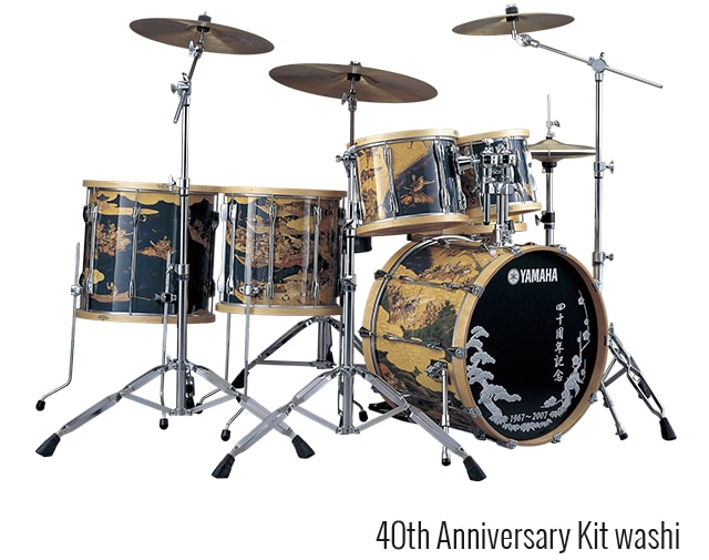 "40th Anniversary Kit ""Washi"" model"