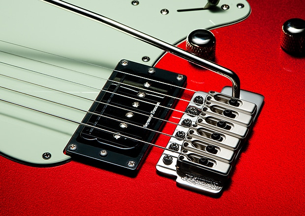 Seymour Duncan Trembucker P-Rails