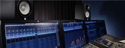 Système de haut-parleurs et de montage haute performance